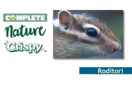 Alimenti per roditori Complete, Nature e Crispy