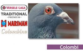 Alimenti e complementari per colombi Traditional Premium, Mariman e Colombine