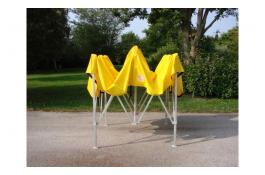 Folding Gazebo for catering and refreshments Openspace
