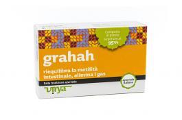 Integratori ayurvedici per il microbiota e la flora intestinale Grahah e Gam