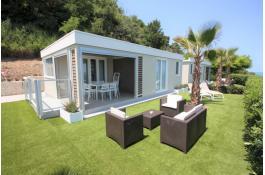 Case Mobili Stile Mediterraneo : Case mobili per villaggi vacanza vpf