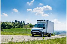 Sistema refrigerazione veicoli heavy duty Frigo Top 50|60