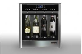Dispenser vino 4 bottiglie QUATTRO