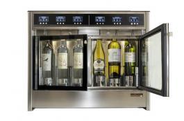 Dispenser vino 6 bottiglie SEI
