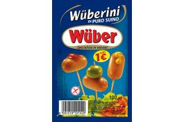 Mini wurstel senza glutine Wüberini