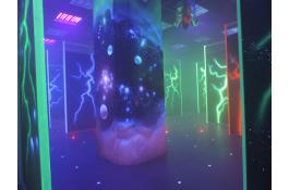 Componenti arena laser game