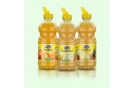 Succo in bottiglia pet da 1000 ml