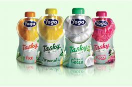 Succo di frutta in doypack Tasky
