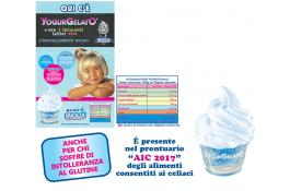 Miscela base per yogurt gelato Yo Gelè