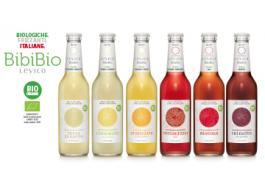 Organic drinks sparkling BibiBio