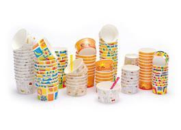 Produzione contenitori termici per gelato IMBALLAGGI ALIMENTARI
