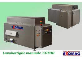 Bottle washing machines Genesi, Hydra, Combi