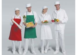 Noleggio abbigliamento professionale per ristorazione
