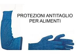 Protezioni antitaglio per alimenti Cuttex