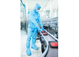 Sterilization work clothes MicroLis
