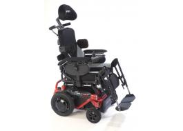 Electronic wheelchair with integrated stairlift MartyJoy