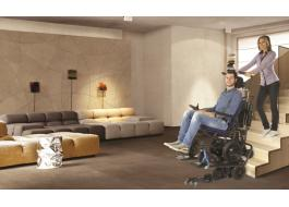 Stairlifts wheel universal LG 2030