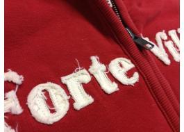 Abbigliamento personalizzato lettere e numeri stile Abercrombie