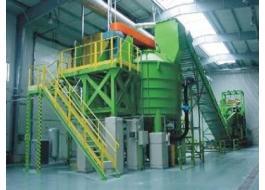 Impianti industriali per produzione biogas