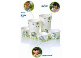 Glasses and cups biodegradable Naturelly