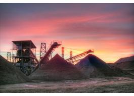 Produzione sabbia certificata CE