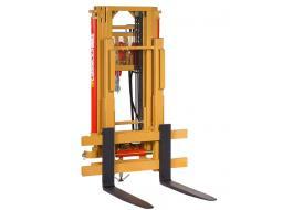 Elevatori idraulici a forche per trattori