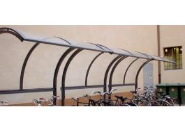 Enclosure protection bikes and motorcycles Borgo
