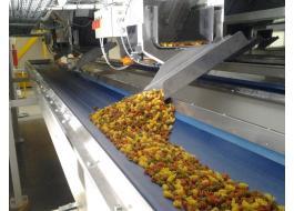 Impianto di stoccaggio pasta