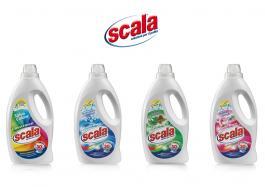 Detersivo liquido lavatrice Scala