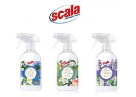Profumo spray per tessuti Scala Gocce di Fresco