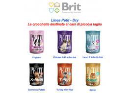 Crocchette Linea Petit - Dry