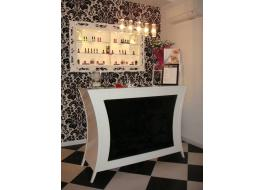 Custom furniture for beauty salons