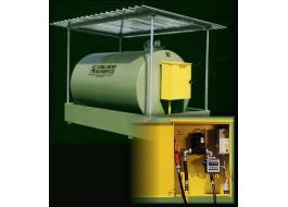 Serbatoi per gasolio omologati mobili - Tank Fuel