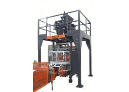Vertical packaging machines for sand mod. F1000
