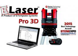 Sistema per misurazione laser 3D ELaser™ Pro 3D