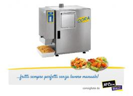 Fryer bench automatic Dora e Maxidora