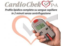 Analizzatore portatile per esami del sangue CardioChek PA