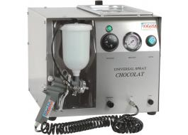 Spray machine for chocolate Universal Spray Chocolat