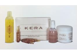 Ristrutturanti capelli alla cheratina e ceramidi Kera Therapy