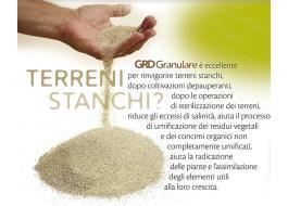 Fertilizzanti naturali granulari GRD