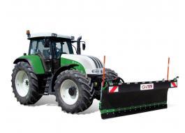 Lame spartineve per trattori agricoli GIL AGRI