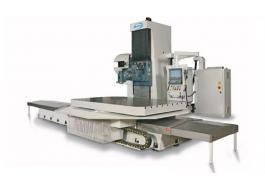 Produzione fresatrice a banco fisso a Torino - Serie RTX