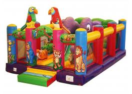 Inflatable games for Entertainment Centres