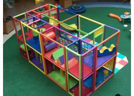 Playground su misura per aree gioco bambini