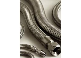 Metal hoses for industry