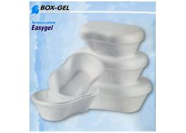 Polystyrene boxes for ice cream Easygel