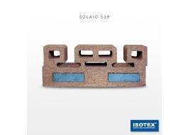 Solaio in legno cemento per ambienti freddi e di copertura S39