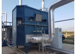 Post combustore per motori endotermici