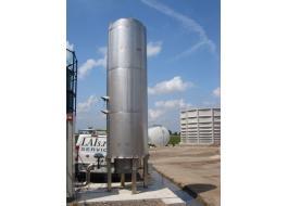 Torcia alta temperatura per combustione biogas