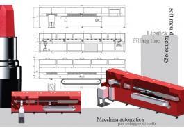 Macchine per la produzione di rossetti